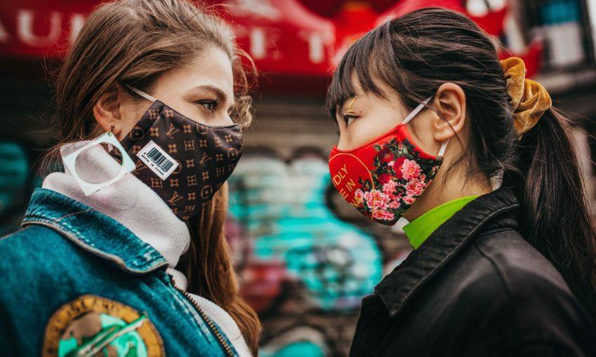Mascarillas para luchar contra el racismo por el Coronavirus