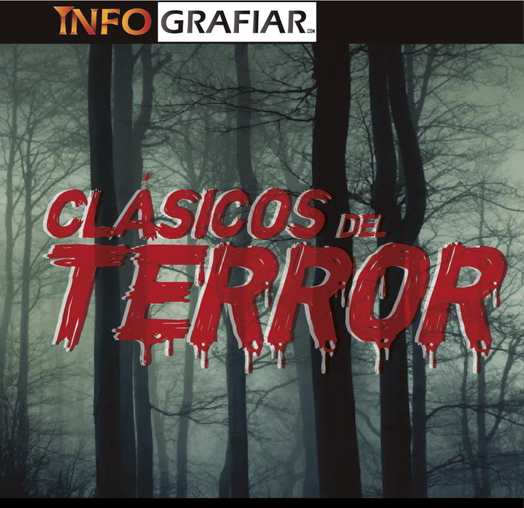 CLÁSICOS DEL CINE DEL TERROR