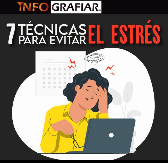 7 técnicas para evitar el estrés