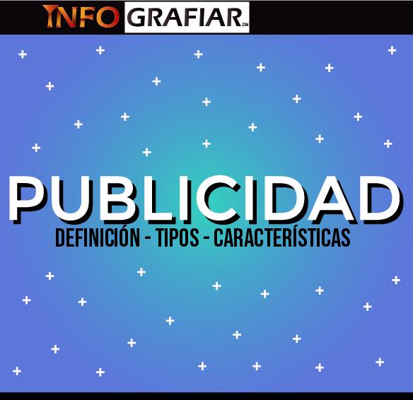 Publicidad: Definición, tipos y características.