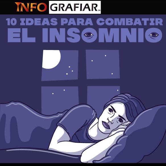 10 ideas para combatir el insomnio