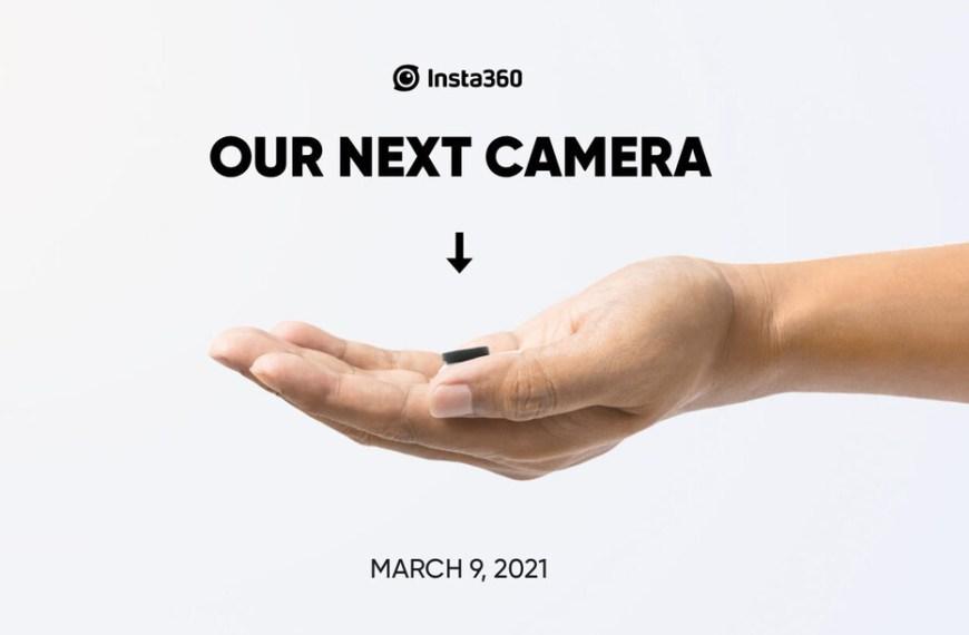Este impactante vídeo adelanta la que será nueva (y diminuta) cámara de Insta360