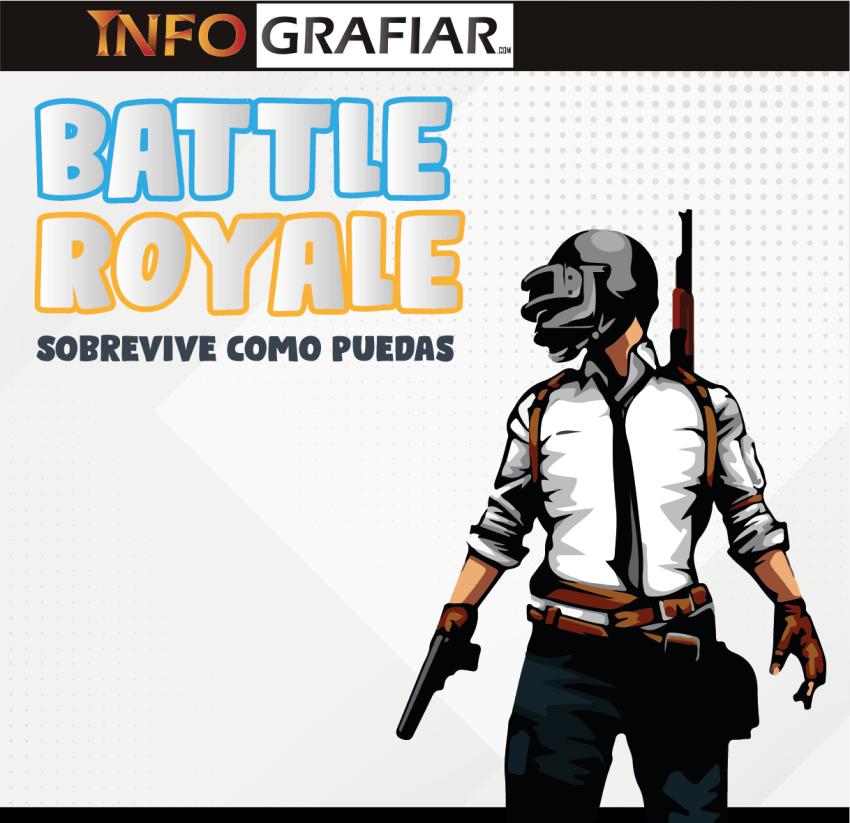 Battle Royale sobrevive como puedas