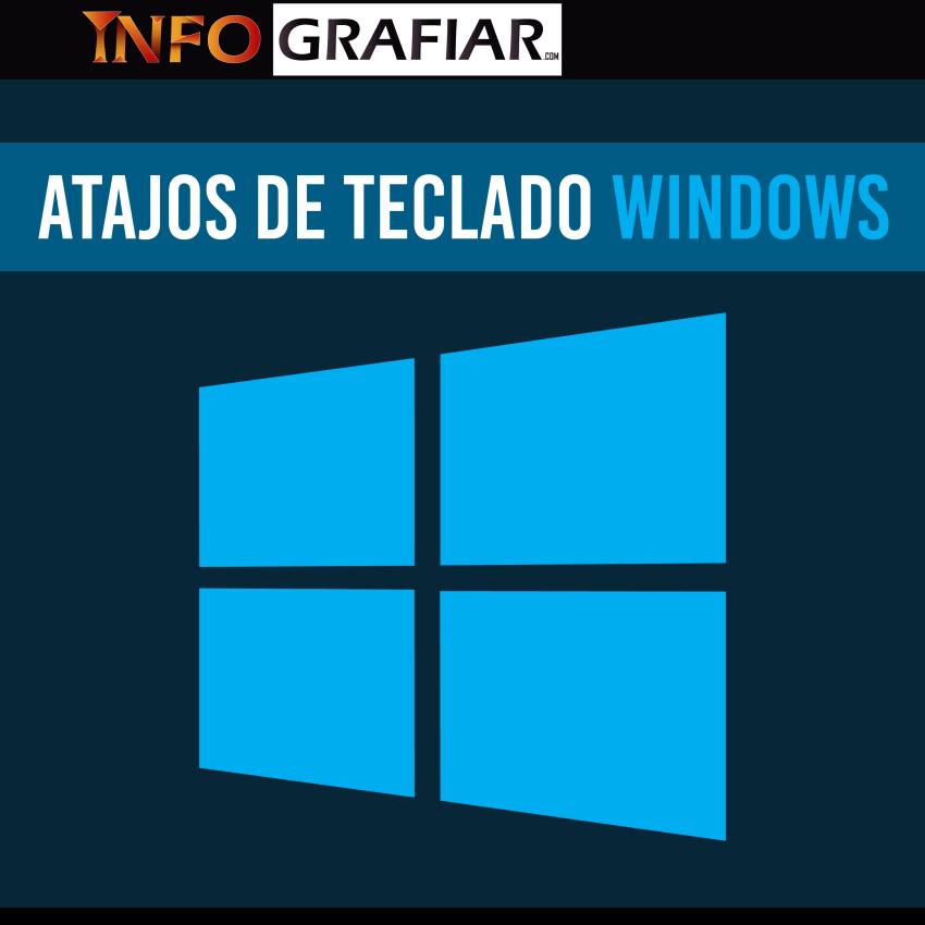 Aumenta tu productividad utilizando estos atajos de Windows
