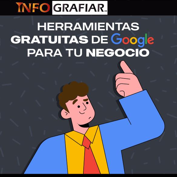 Herramientas gratuitas de Google para tu negocio