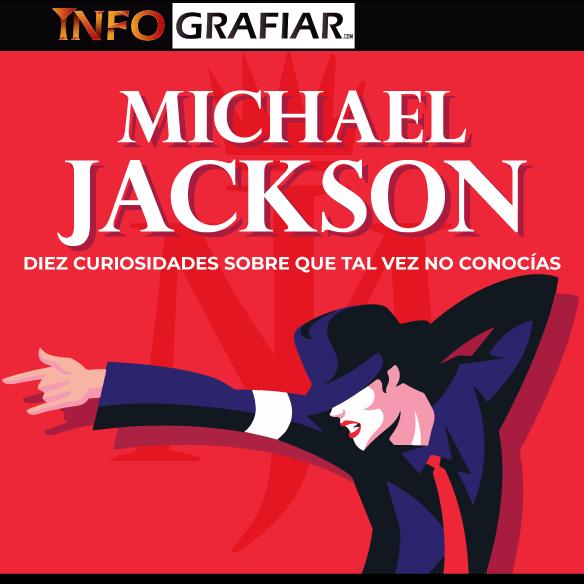 Diez curiosidades sobre Michael Jackson que tal vez no conocías