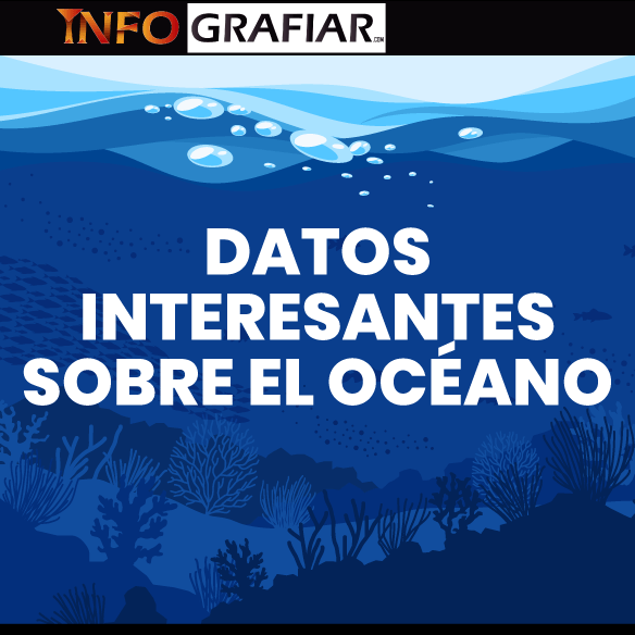 Datos interesantes sobre el océano