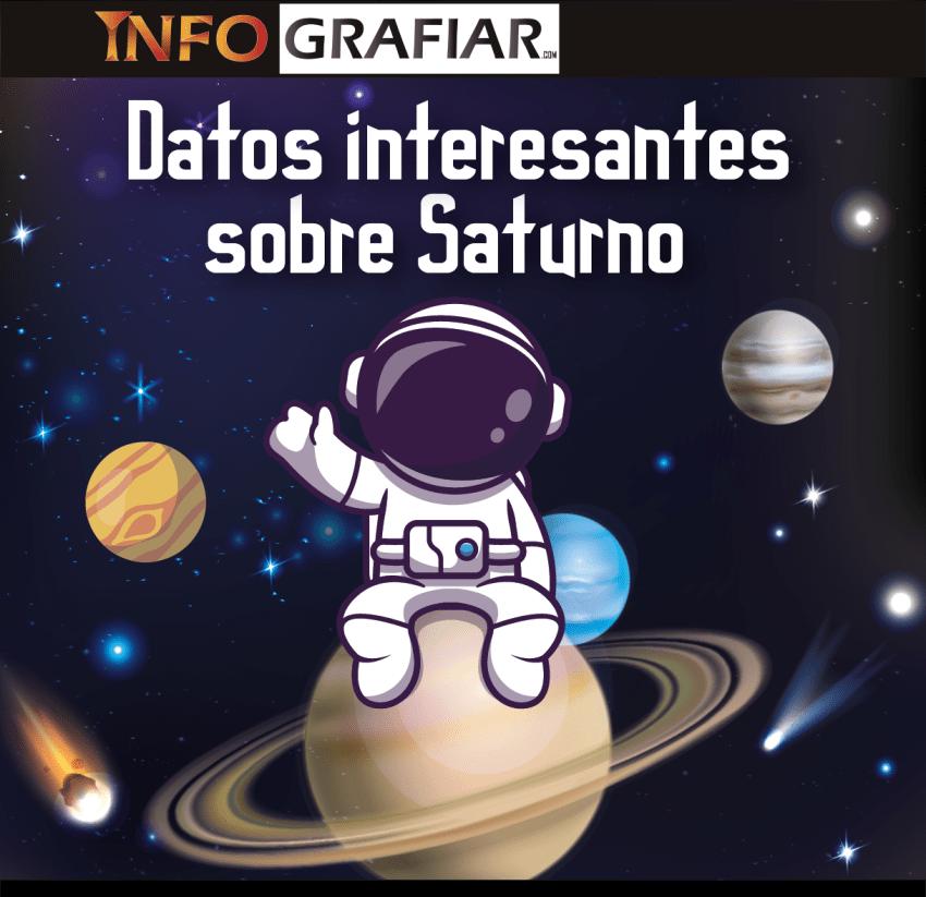 Datos interesantes sobre Saturno