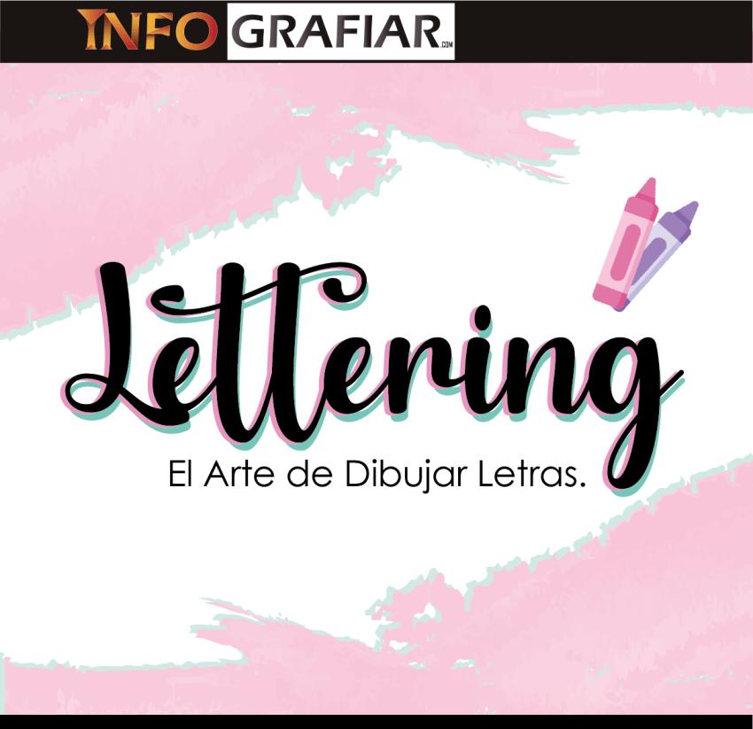 Lettering. El arte de dibujar las letras