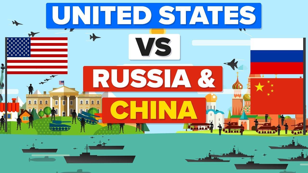 Risultati immagini per usa and india vs china and russia