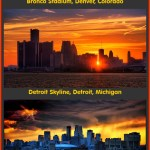 American Sunsets – Midwest Sunset Cities