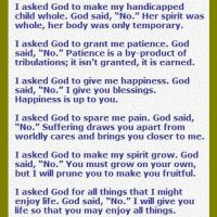 Infographic Poem: How to Talk to God