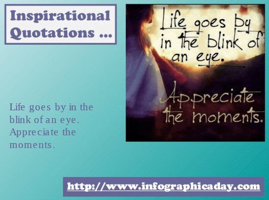 Inspirational Quotations I