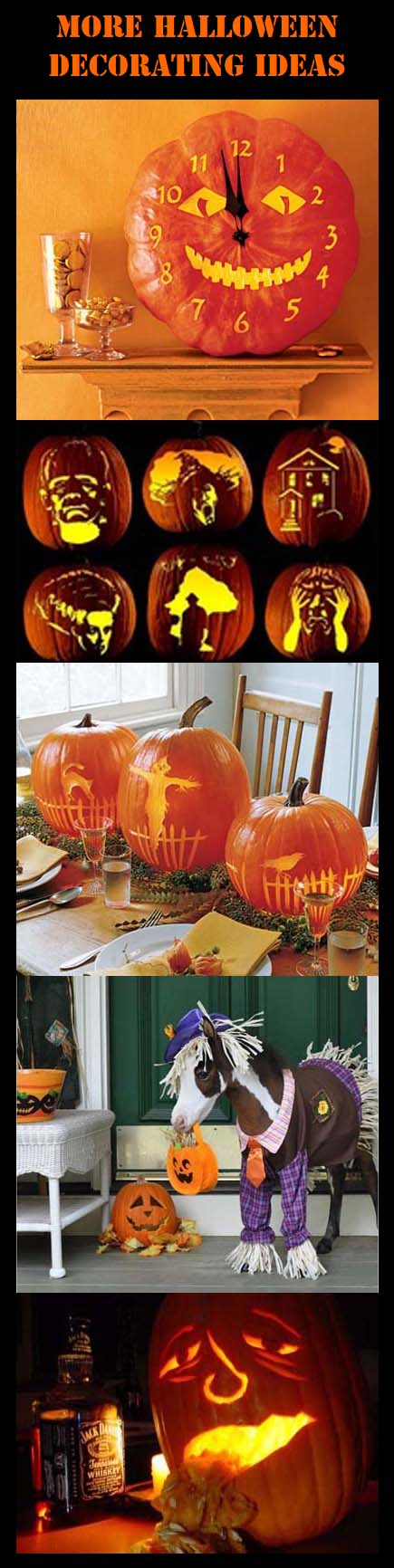 More Halloween Decorating Ideas