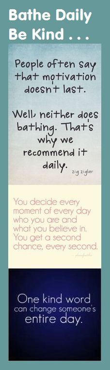 Motivational Bookmark - make motivation last