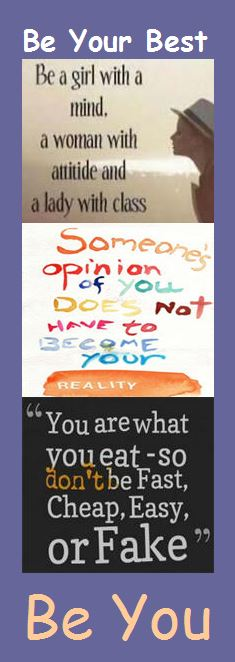 Motivational Bookmark: Be Your Best, Be You