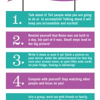 Susan's Top 5 Ways to Stay Motivated