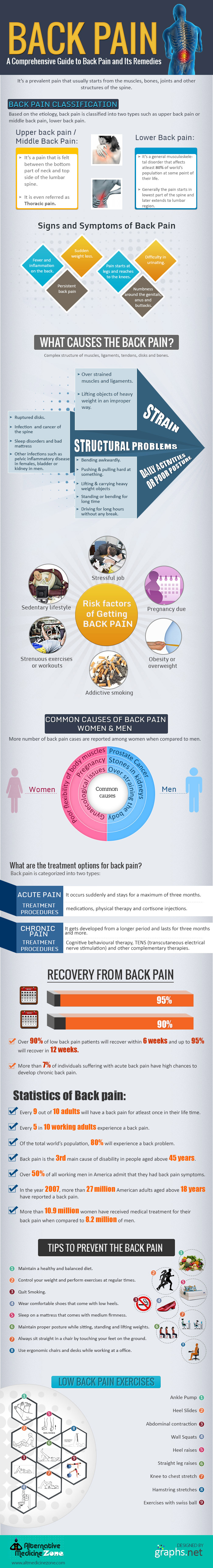 Back Pain Guide And its Remedies