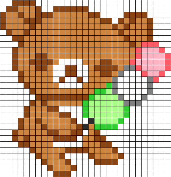 Kawaii Pixel Art Grille Pour Couverture Pixel Infographicnow Com Your Number One Source For Daily Infographics Visual Creativity