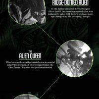 The Alien Evolution