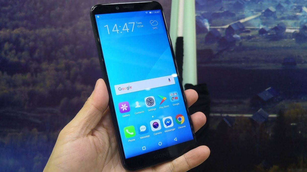 Gionee F6 Price in Nigeria, Specs and Review