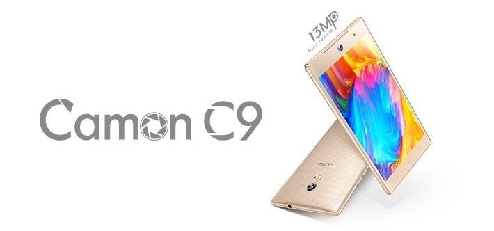 Tecno Camon C9 Price in Nigeria, Specs Review