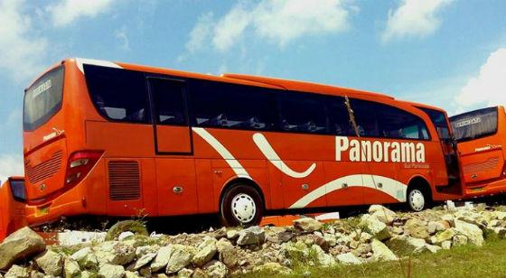 Jasa Penyedia Bus Pariwisata di Sawangan Depok 2