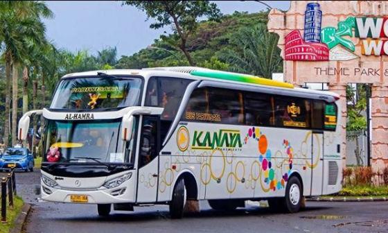 Agen Penyedia Bus Pariwisata di Cikaret Bogor 2