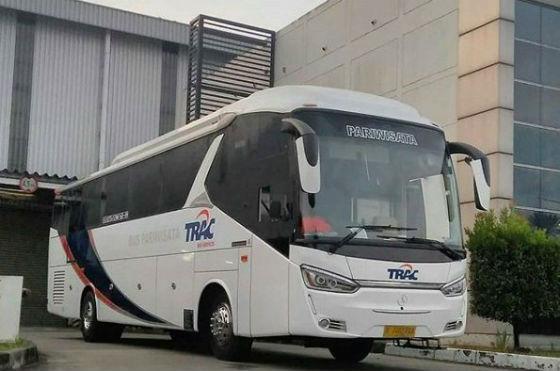 Jasa Sewa Bus Pariwisata di Ciledug Tangerang 2