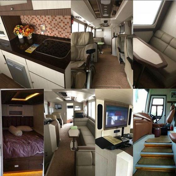 Jasa Sewa Bus Mewah di Kebayoran Baru 2
