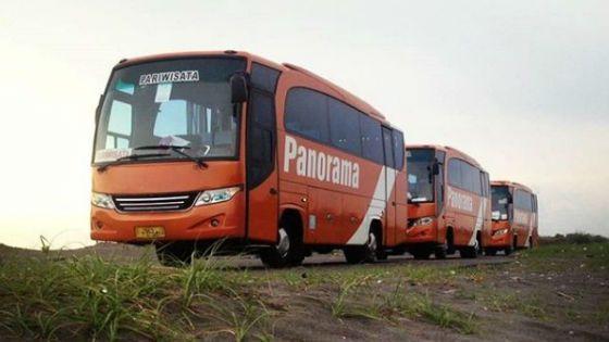 Jasa Penyedia Bus Pariwisata Panorama di Kenanga Tangerang 2