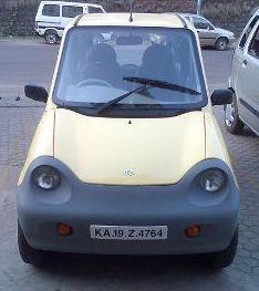 Mobil Listrik Reva