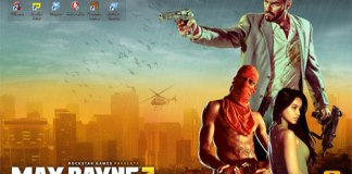 Download Official Max Payne 3 Wallpaper Collection