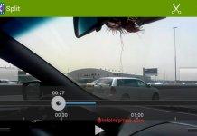 split videos on android