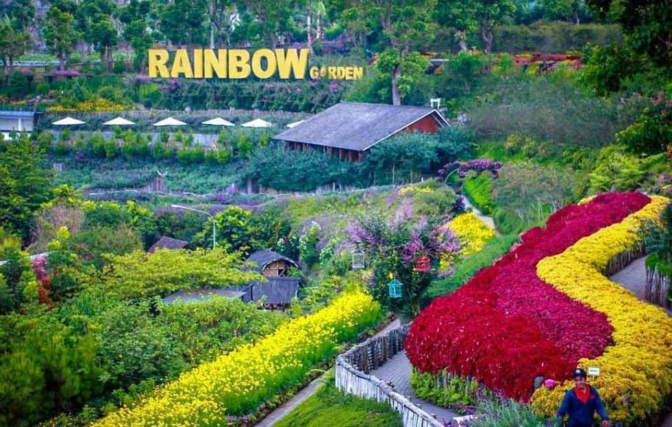 Wisata-Lembang-Bandung-Ala-Eropa-Rainbow-Garden