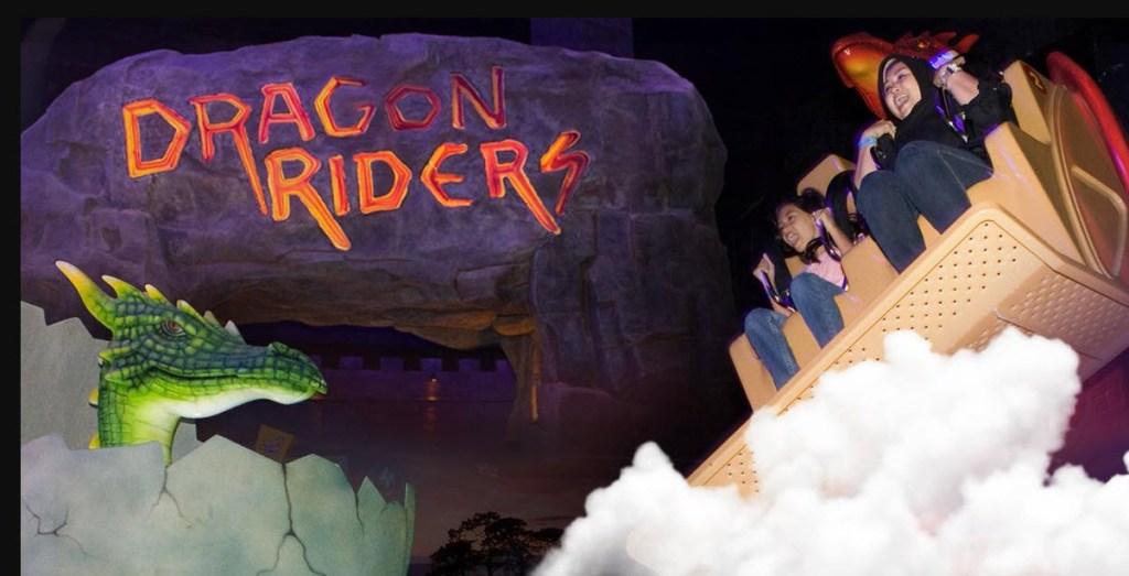 Dragon-Rider-trans-studio-Bandung