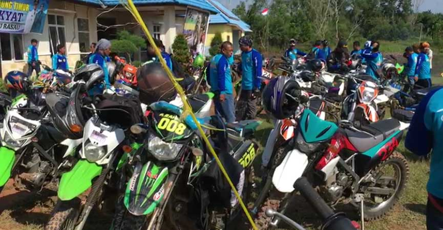 Sabak Cemara Natural Rally Wisata Adventure