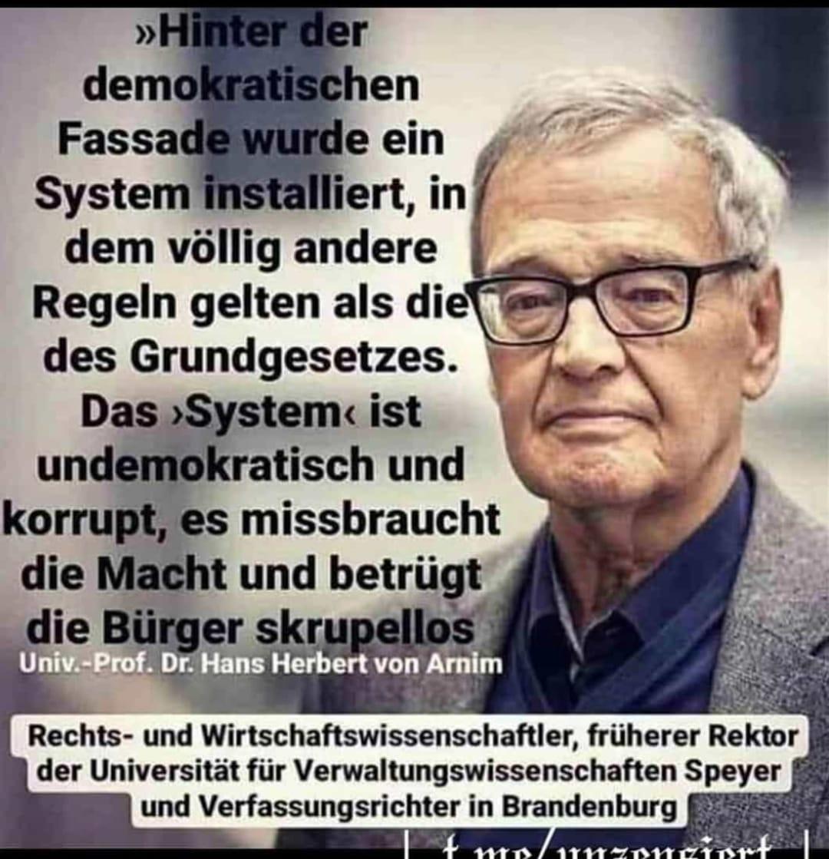 Univ.-Prof. Dr. Hans Herbert von Anim