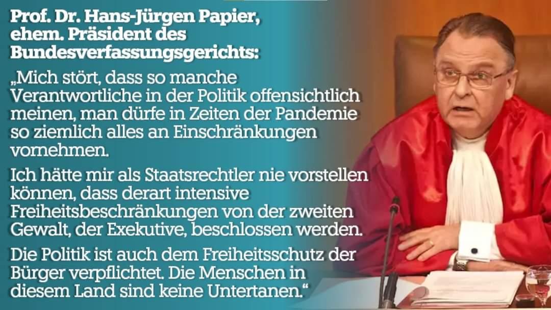 Prof. Dr. Jans-Jürgen Papier