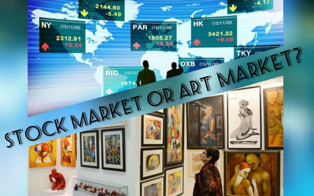 SHOULD YOU INVEST IN ART OR STOCK MARKET?