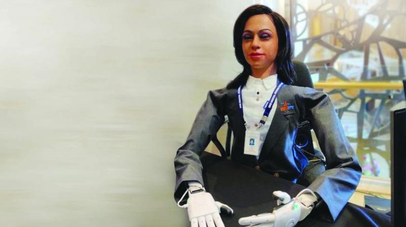 VyomMitra: the first humanoid robot from ISRO