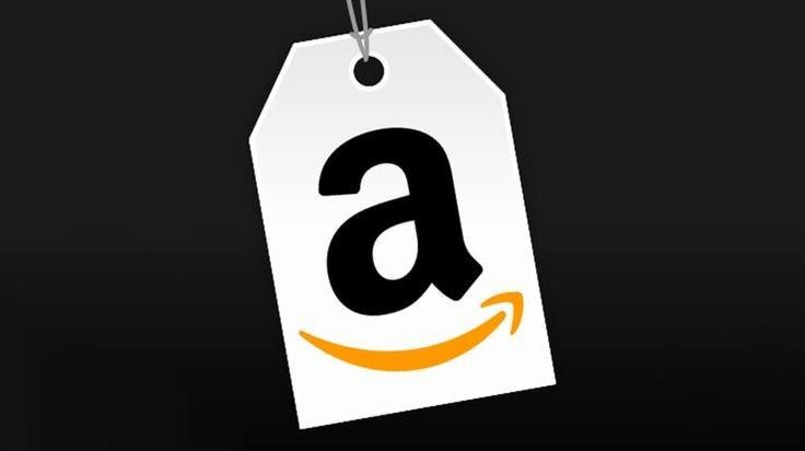 Amazon Bookmark