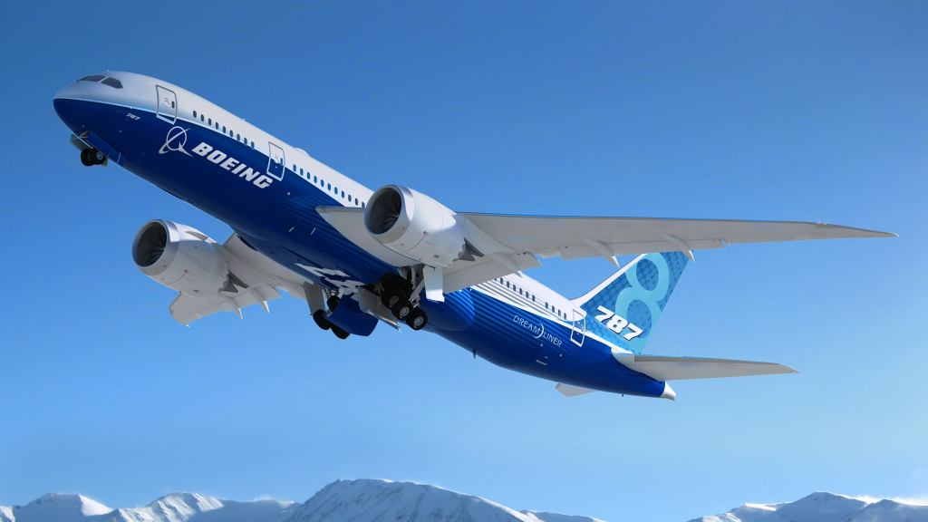 Turning point for boeing