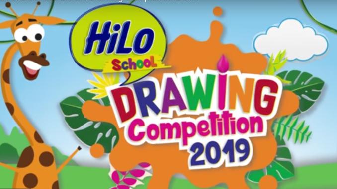 Lomba Mewarnai Dan Melengkapi Gambar Hilo School 2019 Info Kuis