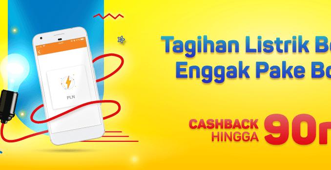 Cashback 5 Hingga 90 Ribu Bayar Token Pln Dan Tagihan Listrik Di Ralali Com Info Kuis Berhadiah
