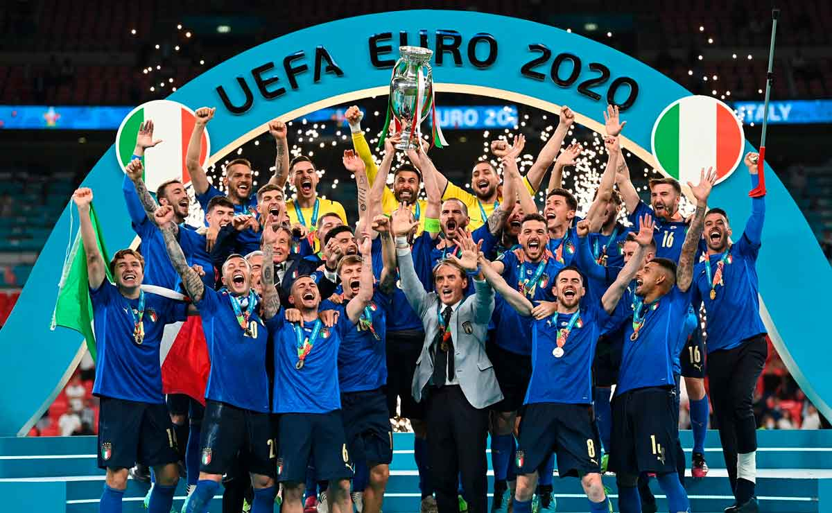 Eurocopa 2020 Selección Italiana