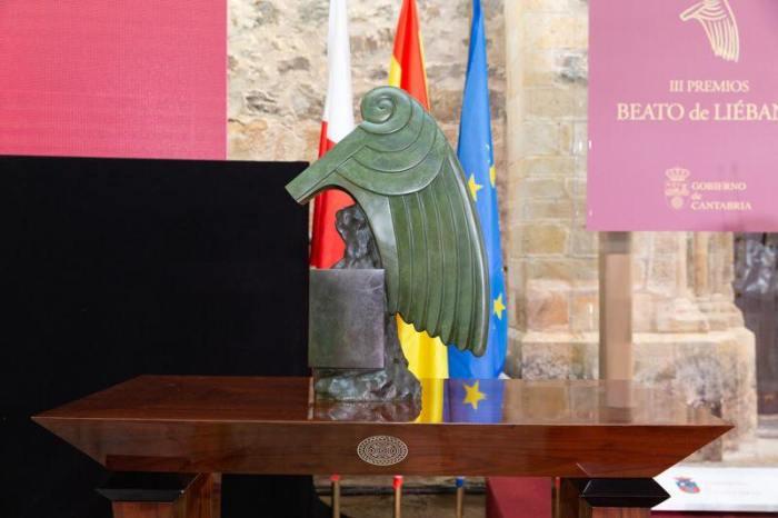 Los premios Beato de Liébana 2021 se concederán este sábado en el Monasterio de Santo Toribio