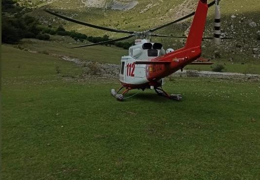 Rescatada una senderista con un ataque de ansiedad en los Tornos de Liordes