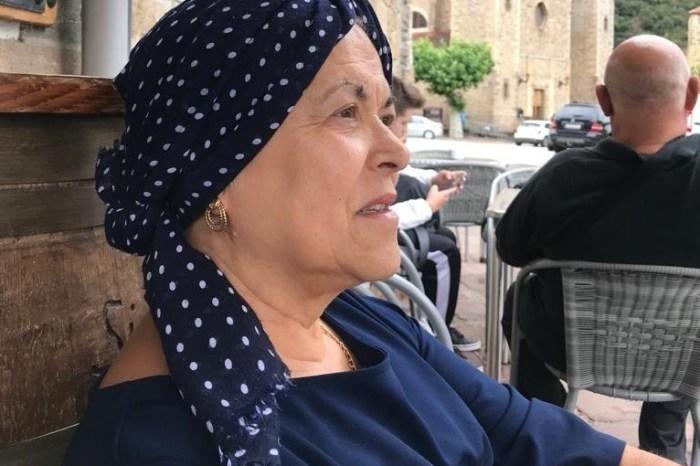 """Charo Losa, enferma de cáncer de mama: """"hay otras situaciones, como un infarto o un ictus, que igual no te dan la oportunidad de seguir caminando"""""""