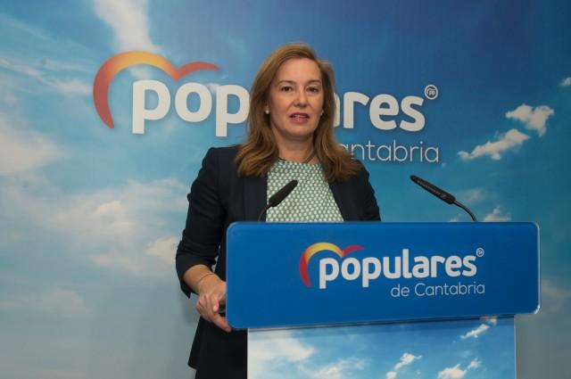 El PP pide el expediente de paralización de la obra de Potes